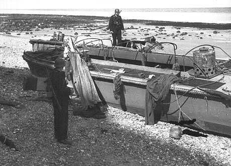 Dieppe - Raid du 19 août 1942 à Dieppe