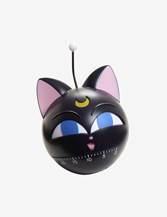 Official Sailor Moon Luna P kitchen timer https://www.amazon.com/Sailor-Moon-Electronic-Kitchen-Timer/dp/B079ZZV5FJ/ref=as_li_ss_tl?ie=UTF8&qid=1523855525&sr=8-1&keywords=sailor+moon+hot+topic&linkCode=ll1&tag=mypintrest-20&linkId=ef938b9b883cd36d789355952c57a851 #sailormoon #luna #lunap #anime #manga #cartoons #geek