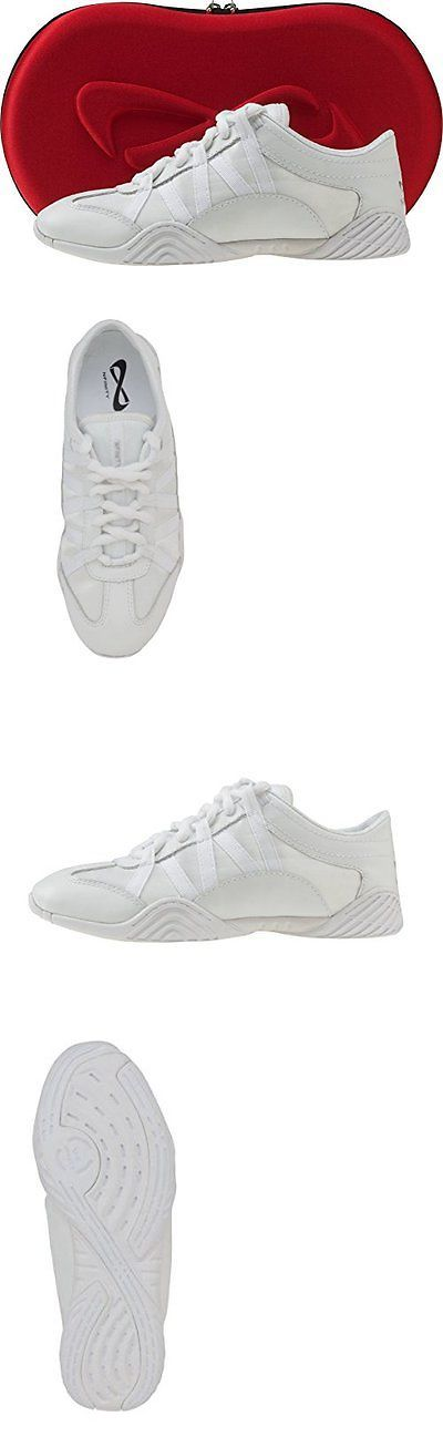 Cheerleading 66832: Nfinity Youth Evolution Cheer Shoes White Y3 Cheerleading Equipment BUY IT NOW ONLY: $91.39