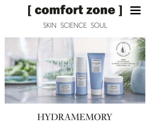 Spaatspringridge Medspa Wyomsising Comfortzone Hydramemory Skincare Call For More Info 610 880 82 Comfort Zone Skin Science Be Your Own Kind Of Beautiful