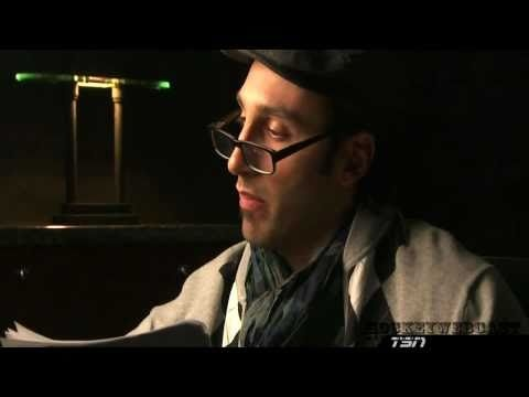 Roberto Luongo 'The Poet' (HD)