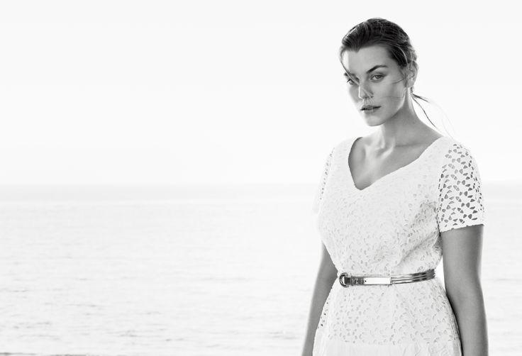 Take a look at new Marina Rinaldi Spring Summer 2015 Advertising Campaign!