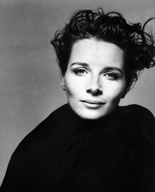 Juliette Binoche, 1995 (Richard Avedon)  --this is what my mom looked like when I was a little girl