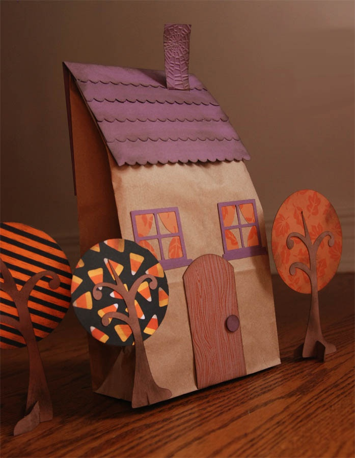paper bag crafts | ... to check out other fun interpretations over at Paper Craft Planet