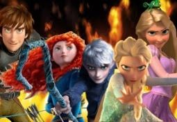 Rise of the Brave Tangled Frozen Dragons - Rise of the Brave Tangled Dragons Wiki