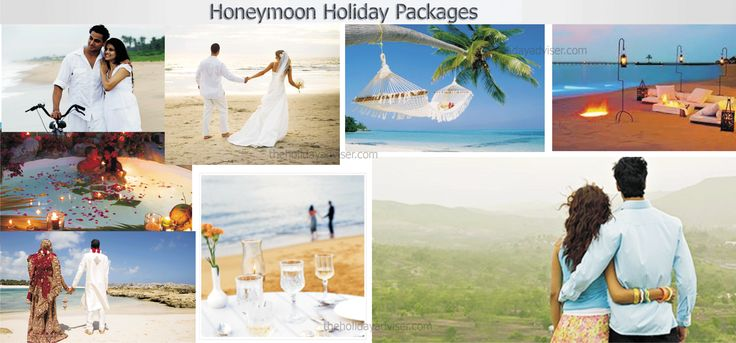 Find best honeymoon holiday packages from Indian cities like Bangalore, Chennai, Hyderabad and Nagpur - theholidayadviser.com