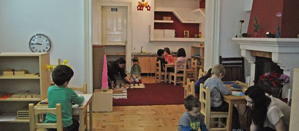 Cum alegi o grădiniță Montessori?