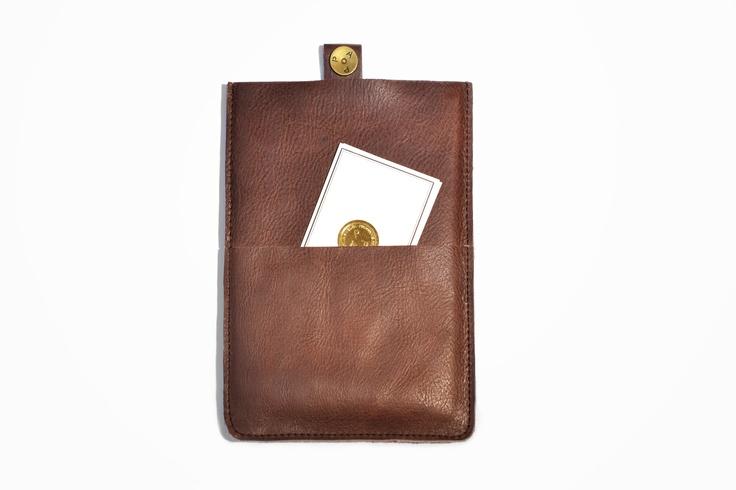 iPad mini Cover Brown - P.A.P Sweden