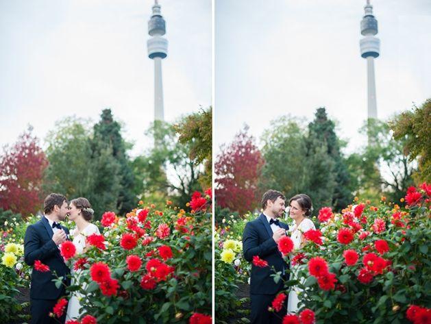 Hochzeit im Westfalenpark Dortmund