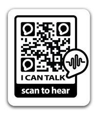 Creating Audio QR codes