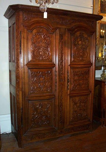 armoires | ... Antique Furniture » Antique Armoires & Wardrobes For Sale Catalog 7