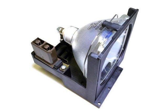 Genuine AL™ Lamp & Housing for the Canon LV-5300E Projector - 150 Day Warranty