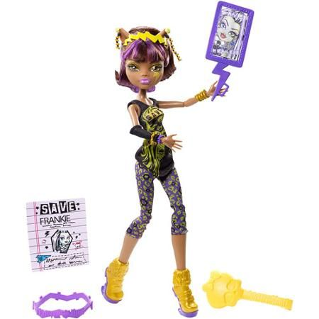 Clawdeen Wolf Save Frankie Freaky Fusion Walmart Exclusive Monster High Doll, 2014 ($12 at Walmart.com. I bought her at Walmart for $15.)
