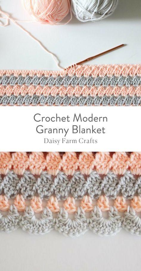 Free Pattern - Crochet Modern | Para bebes | Crochet patterns ...