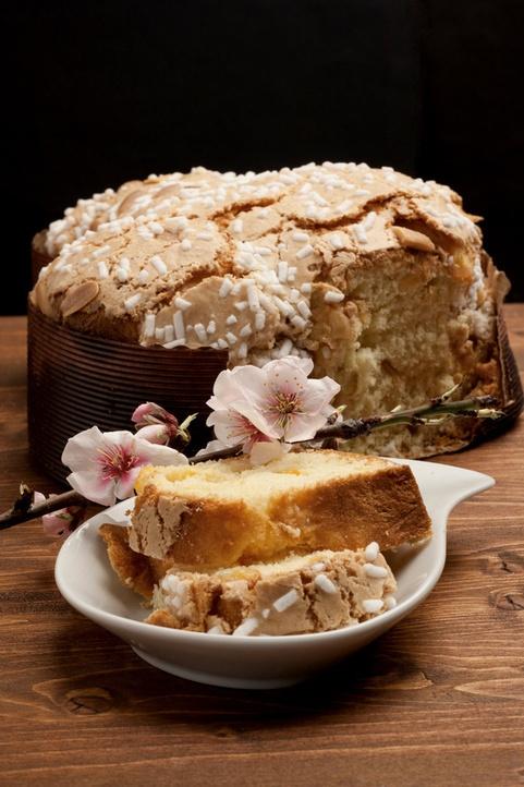Colomba di Pasqua - Italiaans paasbrood » De Glazen Vork