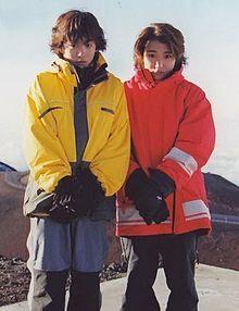 嵐 山コンビの画像(プリ画像)