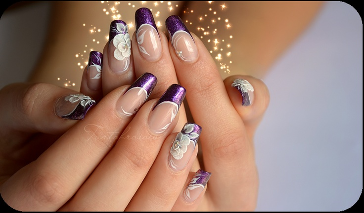 Gorgeous! I think I'm going to switch it up and do the oval shape for a while