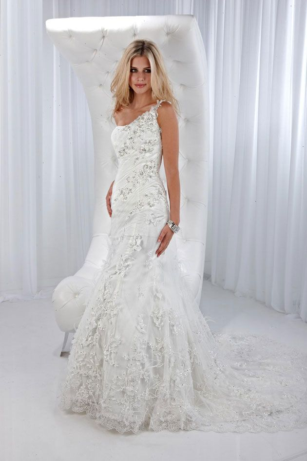Sparkly Wedding Gowns – fashion dresses