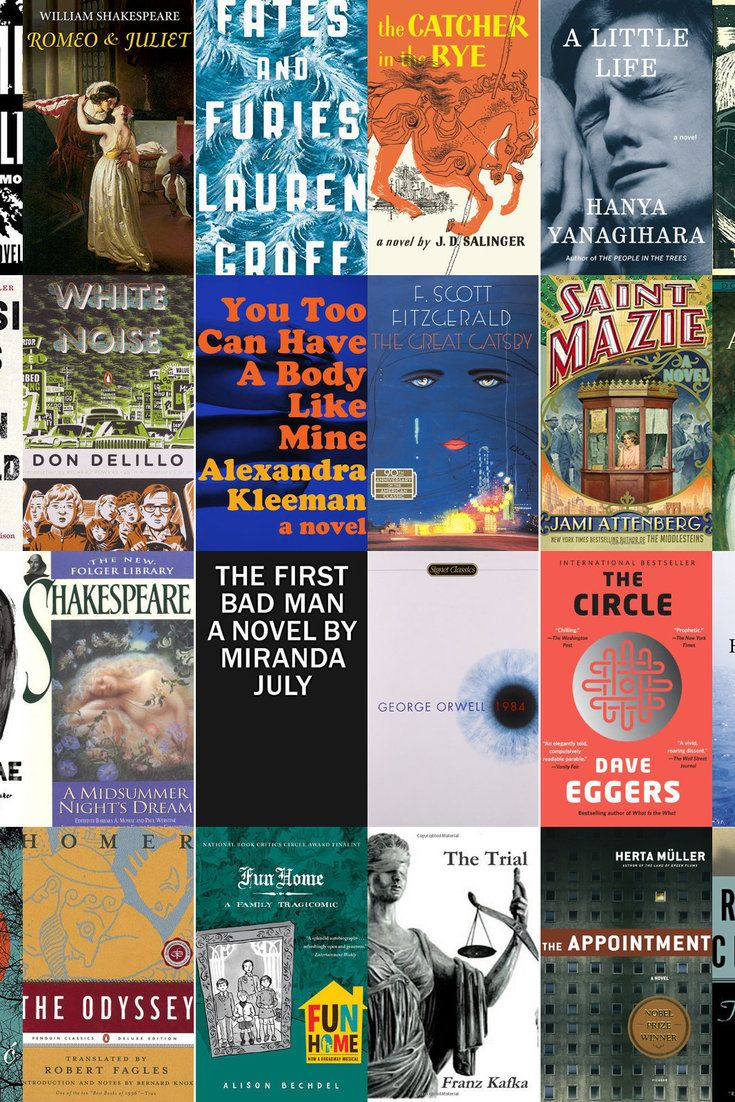 17 Books You Should Add To Your Usual Backtoschool List
