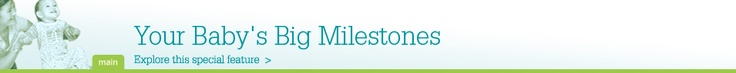 Milestone charts: What you can expect from birth to age 3 | BabyCenter
