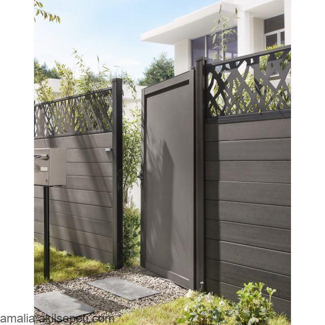Pannello Composito Fantasia Naturale Idaho 2 Poli Castorama Fence Design House Main Gates Design Entrance Gates Design