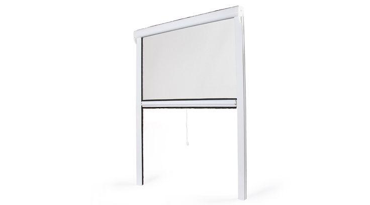 Store moustiquaire enroulable fenêtre Mousticlaire - PVC