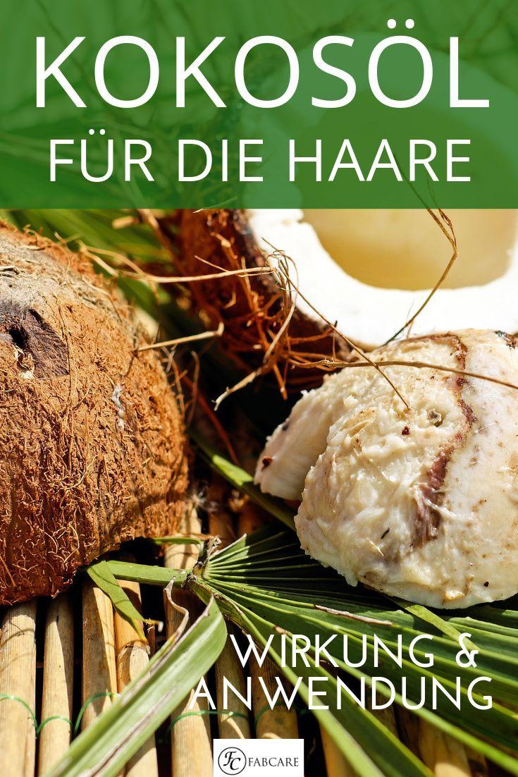 Kokosöl für die Haare: Wirkung und Anwendung by Franziska Behner