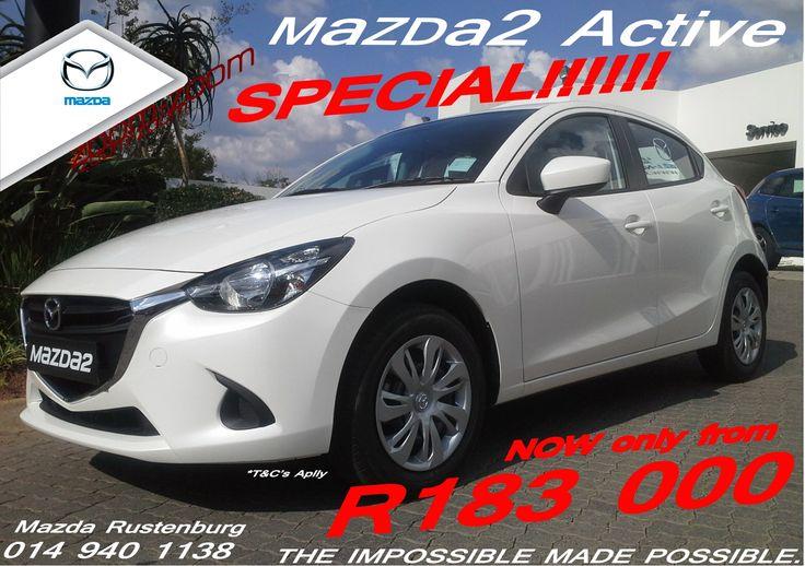 Mazda2 Special Rustenburg