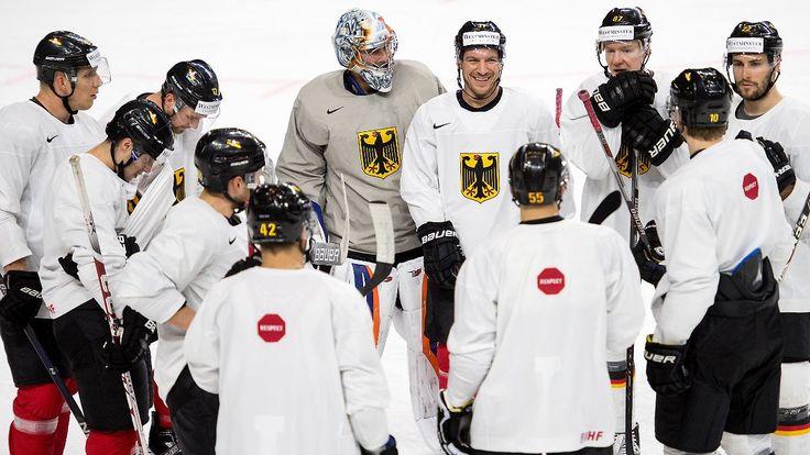 """""""Setzen auf die Euphorie der Fans"""": Deutschland startet als Außenseiter in Eishockey-WM"""