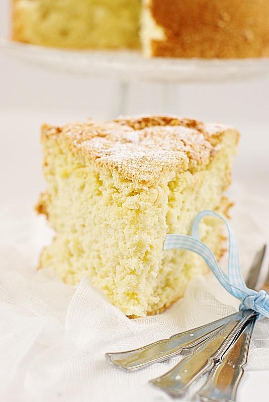 Gâteau de savoie #cake