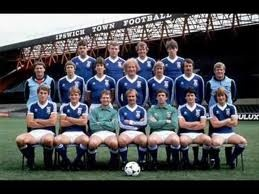 The dream team. ITFC 1980/81 season.