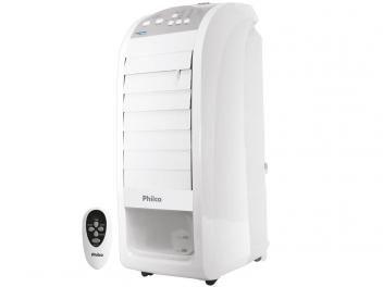 Climatizador de Ar Philco Frio 3 Velocidades - Evaporador/Purificador/Umidificador - PCL1F