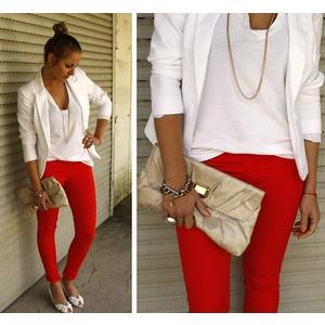 17 best White blazer images on Pinterest