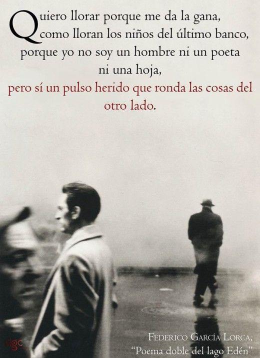 Frases de Federico Garcia Lorca