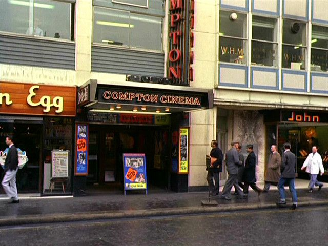 Compton Cinema Club circa late 1960s