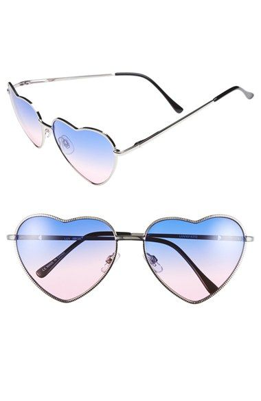Summer wishlist: Heart sunglasses Cute for the beach and the pool! @Natalie Jost Jost Jost Kemeny @Natalie Jost Jost Hosier Dogom