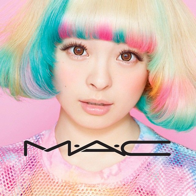 Kyary Pamyu Pamyu has an interview on the @maccosmetics website right now! When I opened the email I thought it meant there was an upcoming MAC & Kyary Pamyu Pamyu collaboration collection. We can dream! #MACKyary @kyarykyary0129