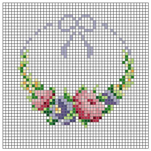 Encontrado en il.mondo.di.ezechieli.com SPRING-GARLAND-solid-blocks.jpg