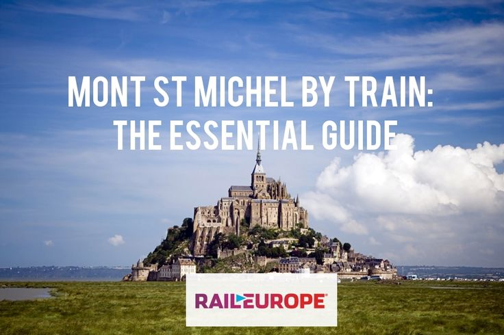 blog travel tips from paris mont saint michel