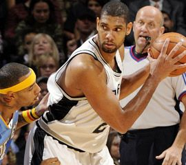 Tim Duncan Stats, Bio and Game Logs | NBA.com