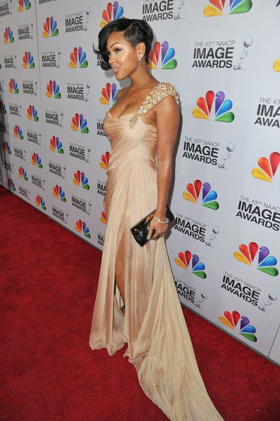Meagon good  Red Carpet | image awards red carpet in this photo meagan good actress meagan good ...