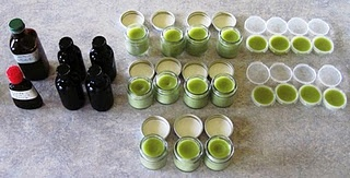 How to make salves with infused oils.  This is a really great website in general!