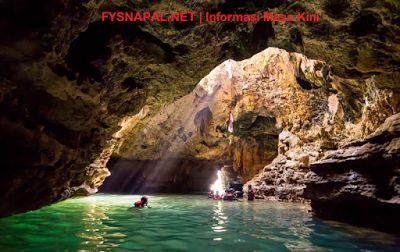 Wisata Goa Pindul | Pindul Cave Yogyakarta