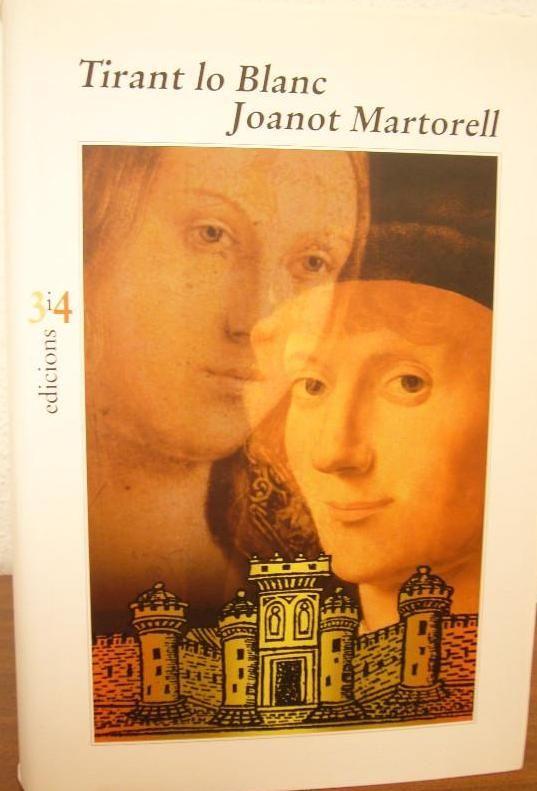 Tirant loBlanc çes una de les obres imprescindibles de la hist÷oria de la literatura universal de totos els temps. Va ser escrita a partir de1460 i publicada per primea vegada l any 1490.