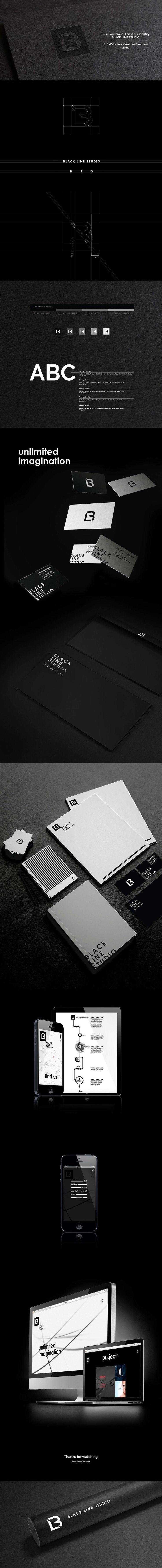 Black Line Studio on Behance