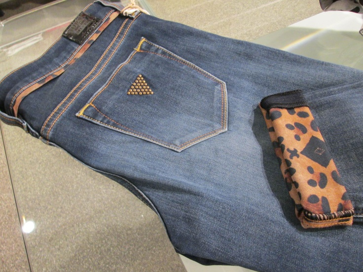 Jeans from Guess - hot!