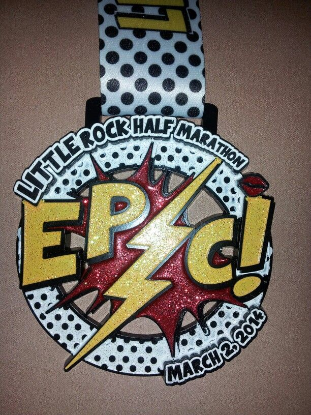 Little Rock Half Marathon. Little Rock, AR.
