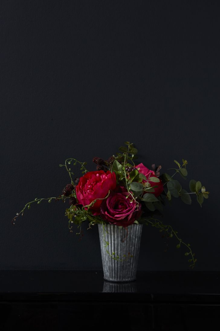 Peony Bouquet photo by Graham Atkins Hughes for Abigail Ahern