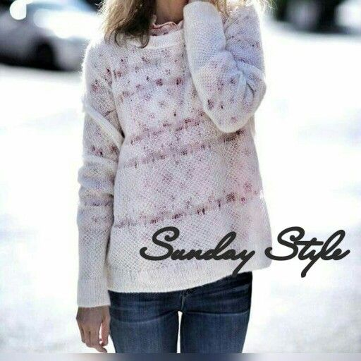 Sprung knitwear