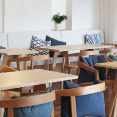 Deco Eatery - A stylish all-day eatery opens adjacent to West Auckland's notable Te Uru Art Gallery.